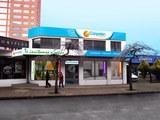 fotomontaje de fachada comercial - foto