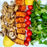 cocinera vegetariana, vegana a domicilio - foto
