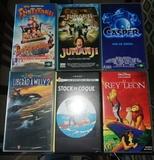 Lote cintas de video VHS - foto