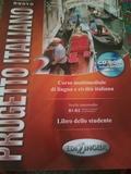 NUOVO PROGETTO ITALIANO B1-B2 + CD ROM - foto