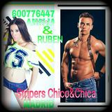 Chicos y chicas stripers madrid - foto