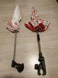 Sombrilla parasol de carro bebés - foto