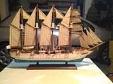 Maquetas de barcos - foto