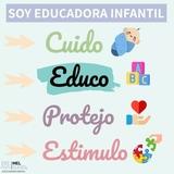 EDUCADORA INFANTIL SE OFRECE COMO NIÑERA - foto