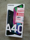 Galaxy a40 - foto