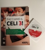 CELI 3,  LIBRO B2 DE ITALIANO - foto