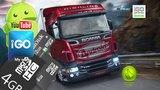 Igo primo truck , sygic TR camiones 2020 - foto