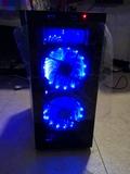 Gaming led xeon 4 x 2,70 8gb fornite ssd - foto