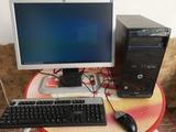 Hp core i7 16gb monitor hp ssd w10 - foto