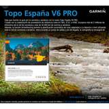 Tarjeta garmin topo v6 pro espaÑa MAPAS - foto