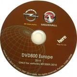 CD 500 DVD 800 OPEL EUROPE 2020 - foto