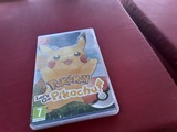 Intercambio Pokemon lets go pikachu - foto