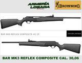 Rifles browning mk3 reflex - foto