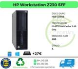 HP Workstation Z230 SFF - foto