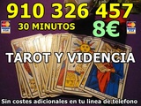 Tarot tarjeta 8 euros - foto