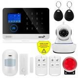 Kit alarma GSM/WIFI con Camara - foto