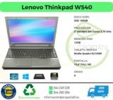 Magnifico Lenovo W540 - foto