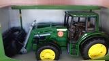 Tractores de juguete 6920 con pala - foto