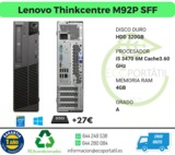 Sobremesa Lenovo Thinkcentre M92p Tiny - foto