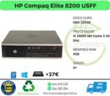 HP Compaq Elite 8200 USFF - foto