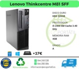 Lenovo Thinkcentre M81 SFF - foto