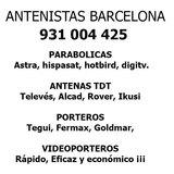 Antenistes Barcelona - foto