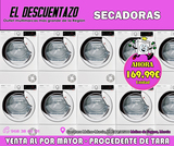 Secadoras - foto