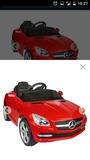Coche batería + Mando Mercedes benz - foto