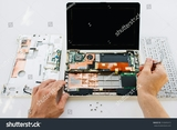 reparación de portatiles - foto