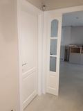 Lacado de puertas y madera - foto