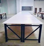 Mesa banco de trabajo mecalux - foto