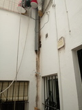 Renovacion de bajantes por pvc - foto