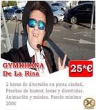 Gymkhana de la risa - foto