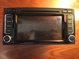 rns 510 touareg/t5 volkswagen navegador - foto