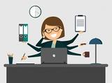 Tareas administrativas online - foto