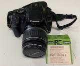 cámara canon eos 400d - foto