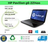 HP Pavilion g6-2214so - foto
