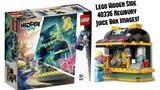 Lego 40336 Hidden Side puesto de zumos - foto