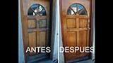 Restauracion y lacado de puertas tenerif - foto