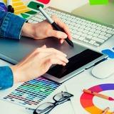 Diseño gráfico  - web Girona - foto