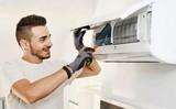 Instalacion de aire acondicionado - foto