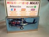 Helicoptero maxi de policia de sanchis - foto
