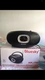radio cd portable bluetooth - foto