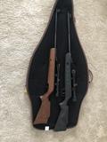 Air rifles - foto