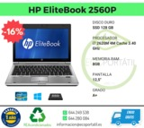 OFERTA HP EliteBook 2560P i7 - foto