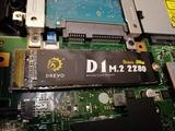SSD Drevo M2 2280, 250Gb - foto
