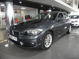 BMW - SERIE 1 118D 136 * CUERO* CLIMA - foto