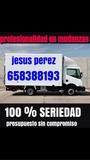 mudanzas económicas camión - foto