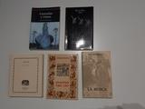 5 LIBROS DE LITERATU5 LIBROS DE LITERARA - foto