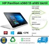 táctil HP Pavilion x360 13-a185 - foto